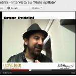 Omar Pedrini, il rock con il sorriso