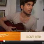 Gerardo Pulli, live acustico in esclusiva per Note Spillate