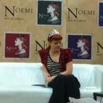 Noemi, la più made in England di casa nostra porta Londra al Festival