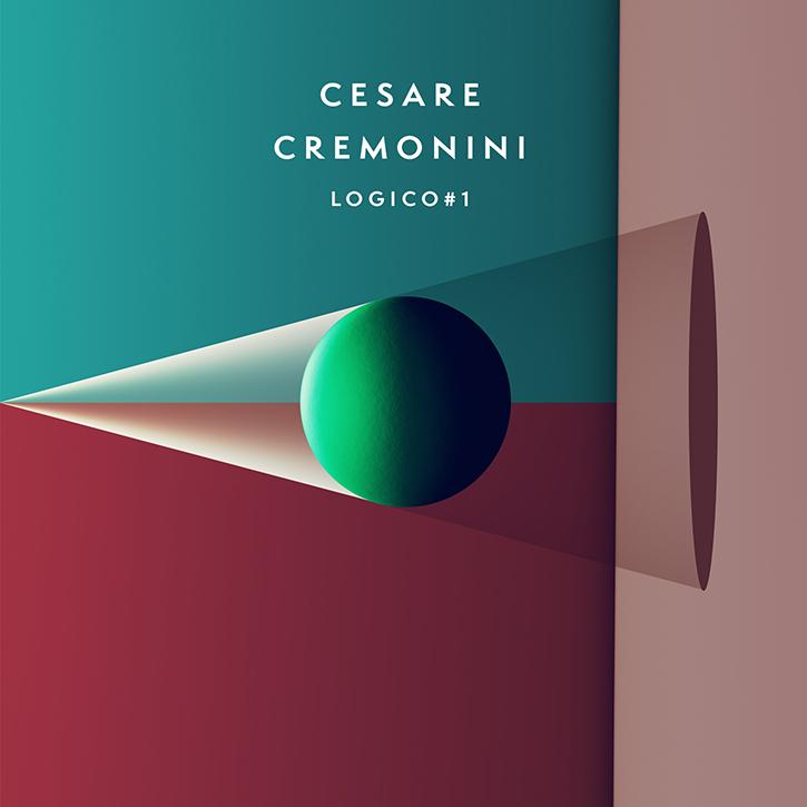La cover di Logico #1 di Cesare Cremonini