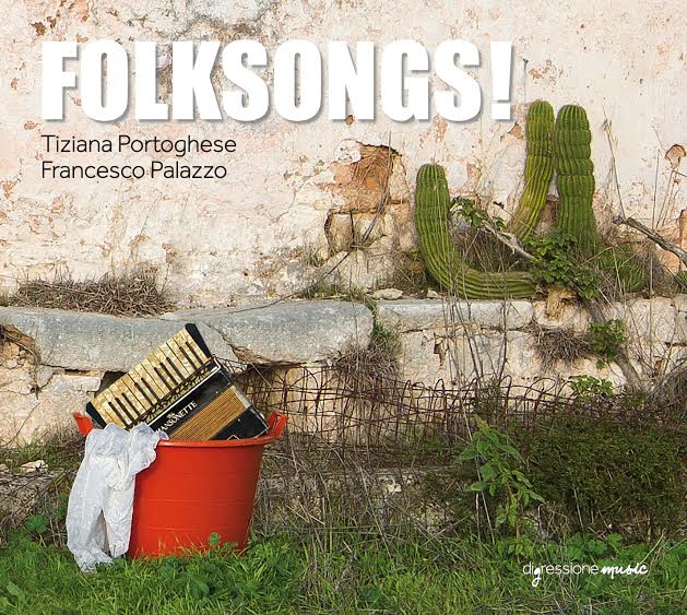 La cover di Folksongs!