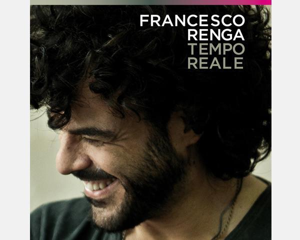 """La cover di """"Tempo reale"""" di Francesco Renga"""