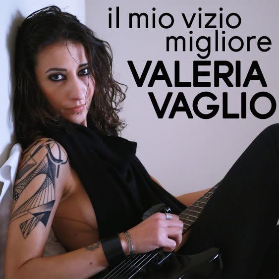 La cover di Valeria Vaglio