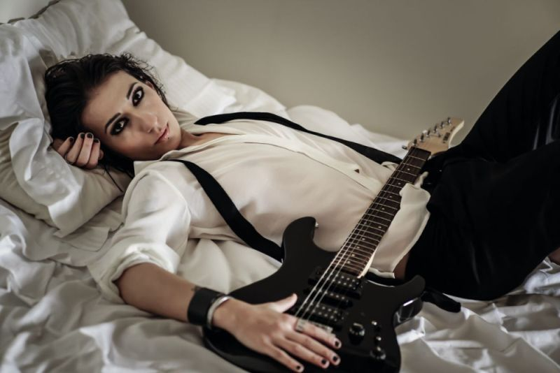 Valeria Vaglio (foto di Corrado Serri)