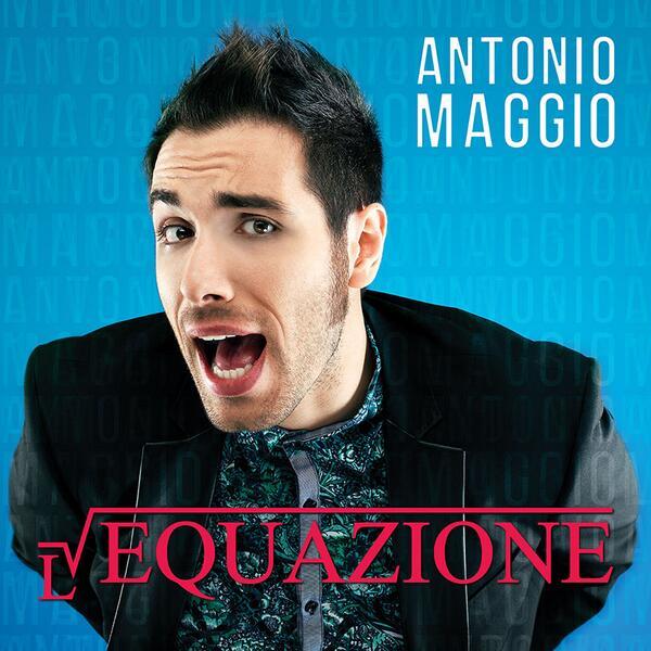 La cover di Antonio Maggio