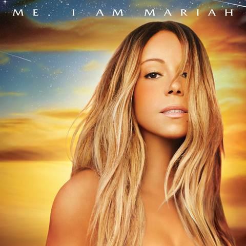 La cover del nuovo album di Mariah Carey