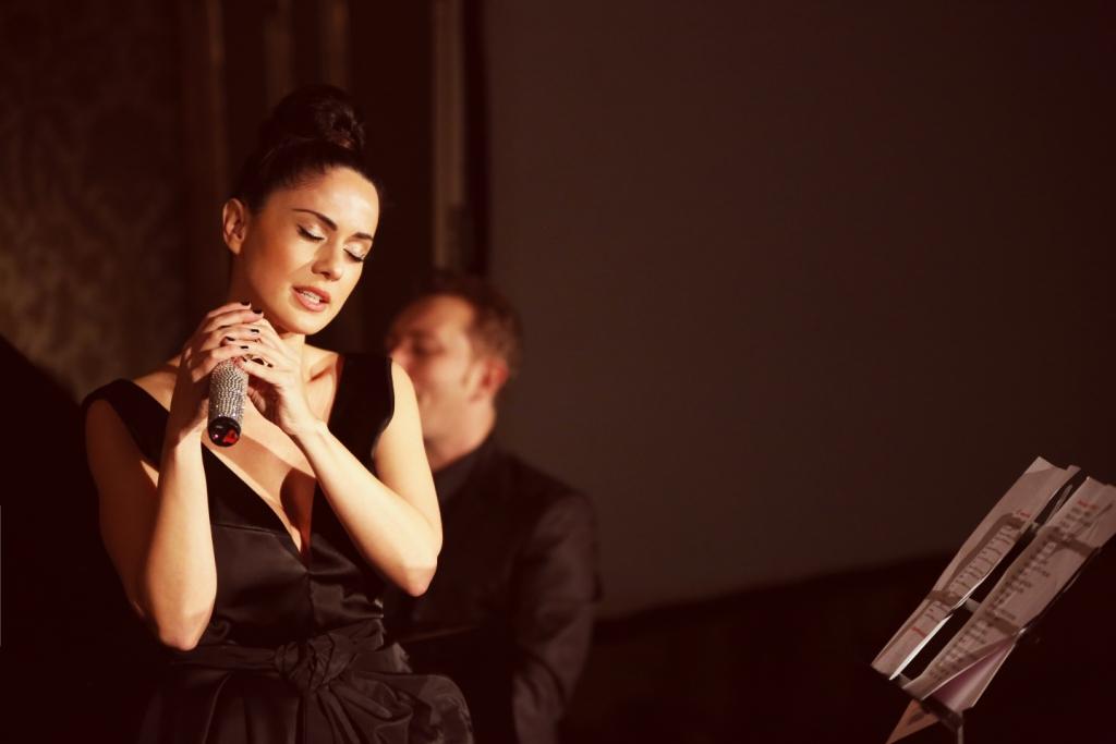 Paola Iezzi (foto di Marco Piraccini)