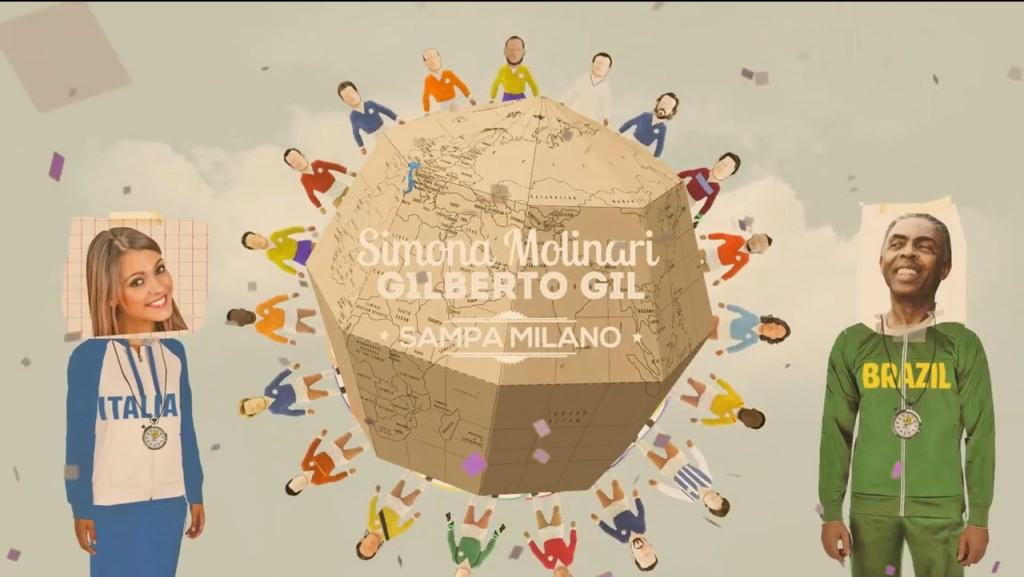 """La cover di """"Sampa Milano"""""""
