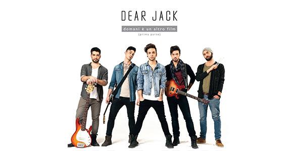 La cover dei Dear Jack