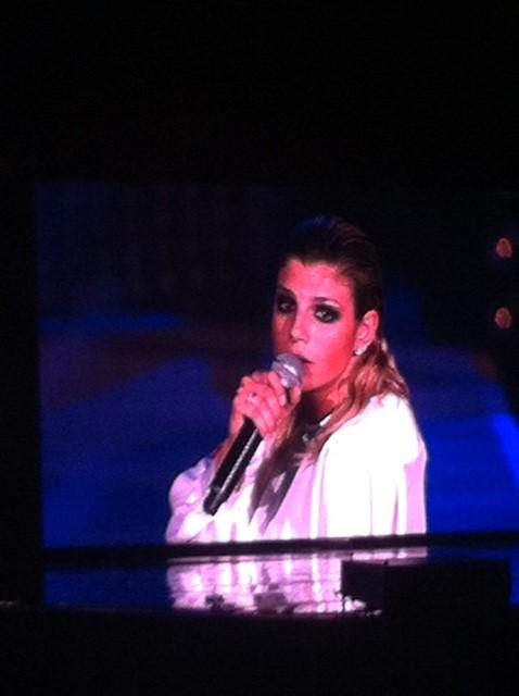 Emma all'Arena di Verona
