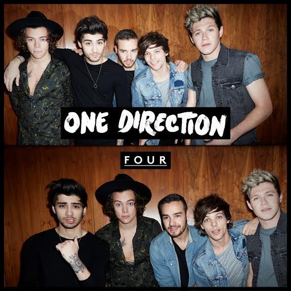La cover di Four, nuovo atteso album di 1D