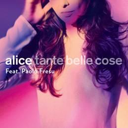 """La cover di """"Tante belle cose"""" di Alice"""