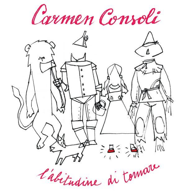La cover di Carmen Consoli