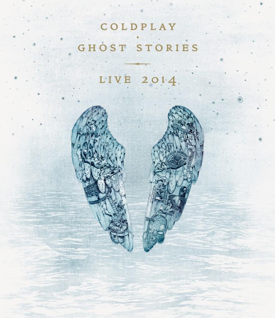 La cover di Ghost Stoires 2014 Live