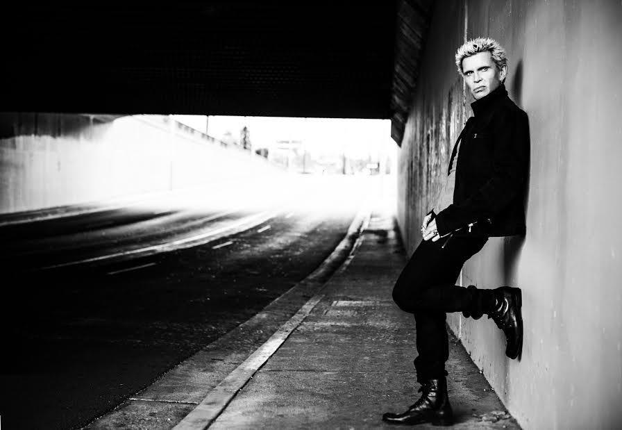 Billy Idol (foto di Michael Moore)