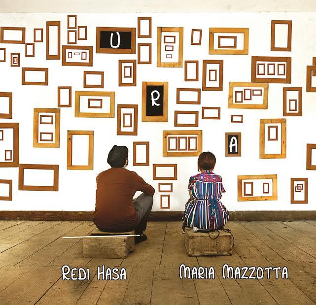 La cover di Maria Mazzotta e Redi Hasa