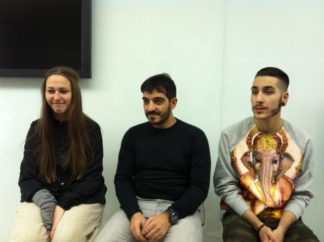 Ilaria, Mario e Madh