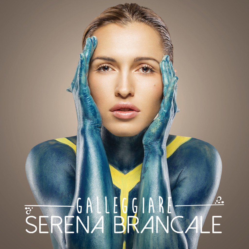 Serena Brancale e la cover di Galleggiare
