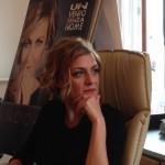"""Irene Grandi porta a Sanremo """"un vento senza nome"""""""