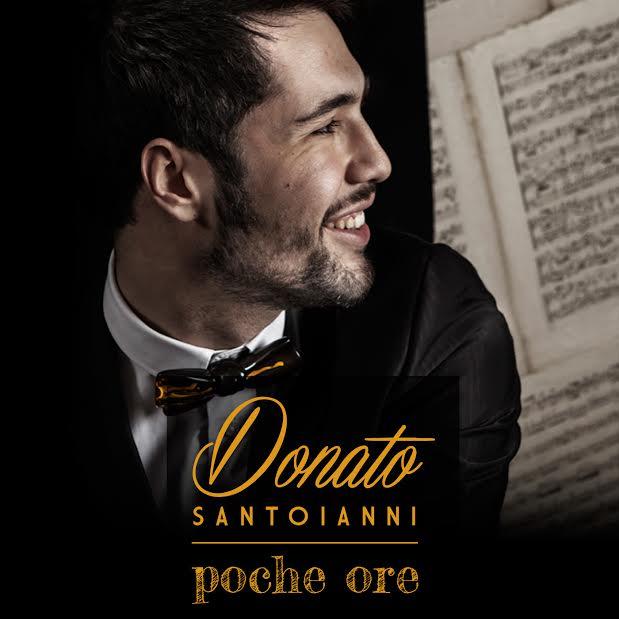 """La cover di """"Poche ore"""" di Donato Santoianni"""