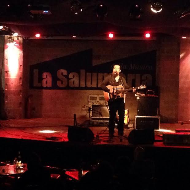 Sean Rowe alla Salumeria della Musica