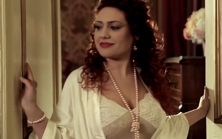 Michela Scarinzi è Lady Marlene