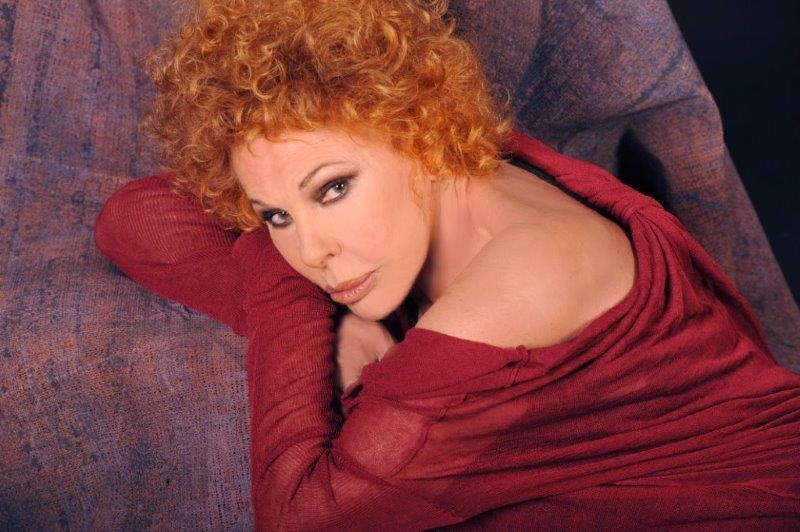 Ornella Vanoni (foto di Marinetta Saglio)