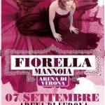 Metti un 7 di settembre all'Arena di Verona: con Fiorella Mannoia!