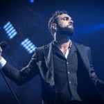 Superman Marco Mengoni cala il tris agli MTV Awards 2015