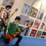 All You need is paint, the Beatles Art Exhibition