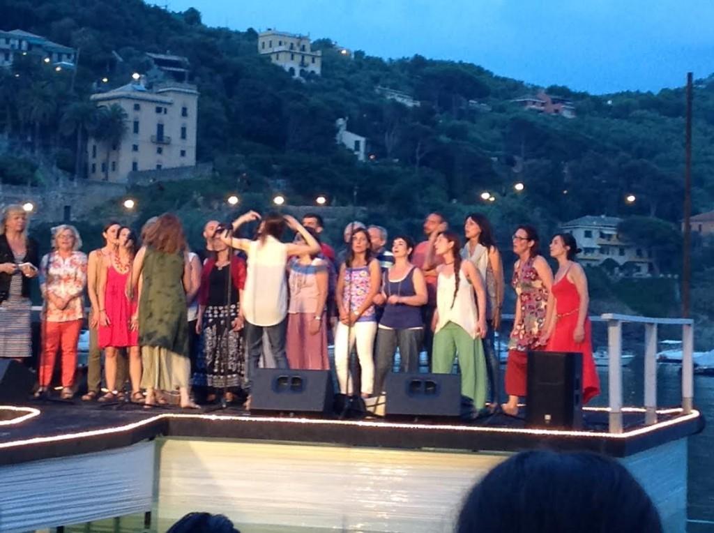 Il Coro Popolare della Maddalena