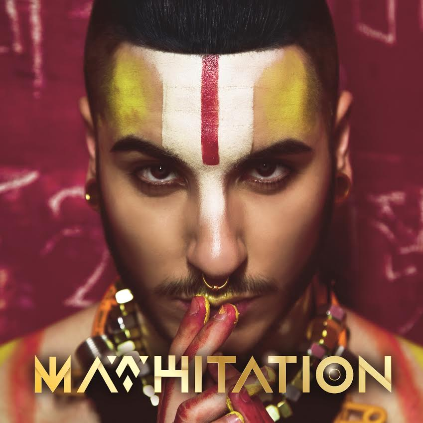 "La cover di ""Madhitation"", album di debutto di Madh"