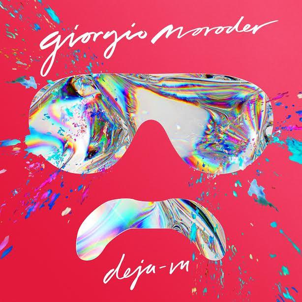 """La cover di """"Déjà Vù"""" di Giorgio Moroder"""