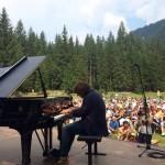 Remo Anzovino, il pianista del lago