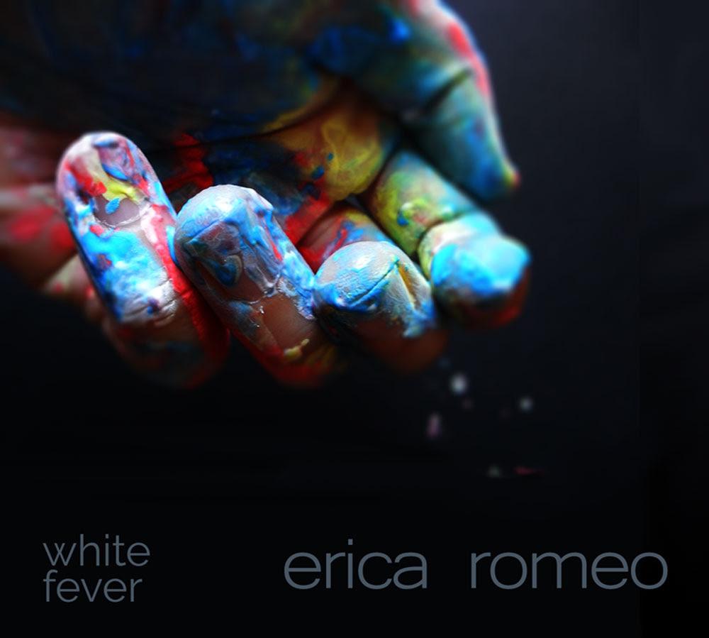 """La cover di """"White fever"""" di Erica Romeo"""