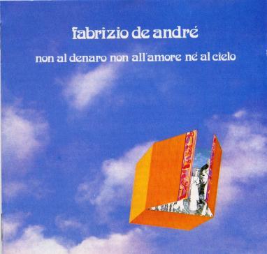 La cover di Non all'amore