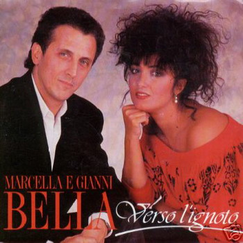 Una cover con Gianni e Marcella Bella