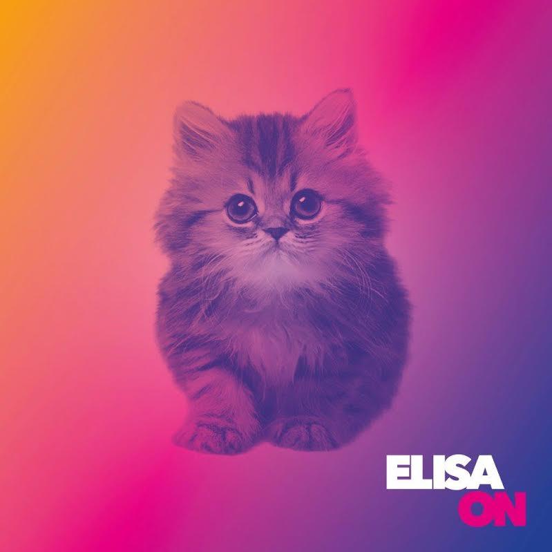 La cover di ON di Elisa