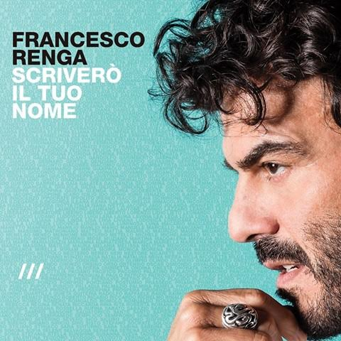 Francesco Renga, la cover