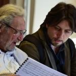 """Alberto Pizzo racconta le sue """"Memories"""" con Luis Bacalov"""