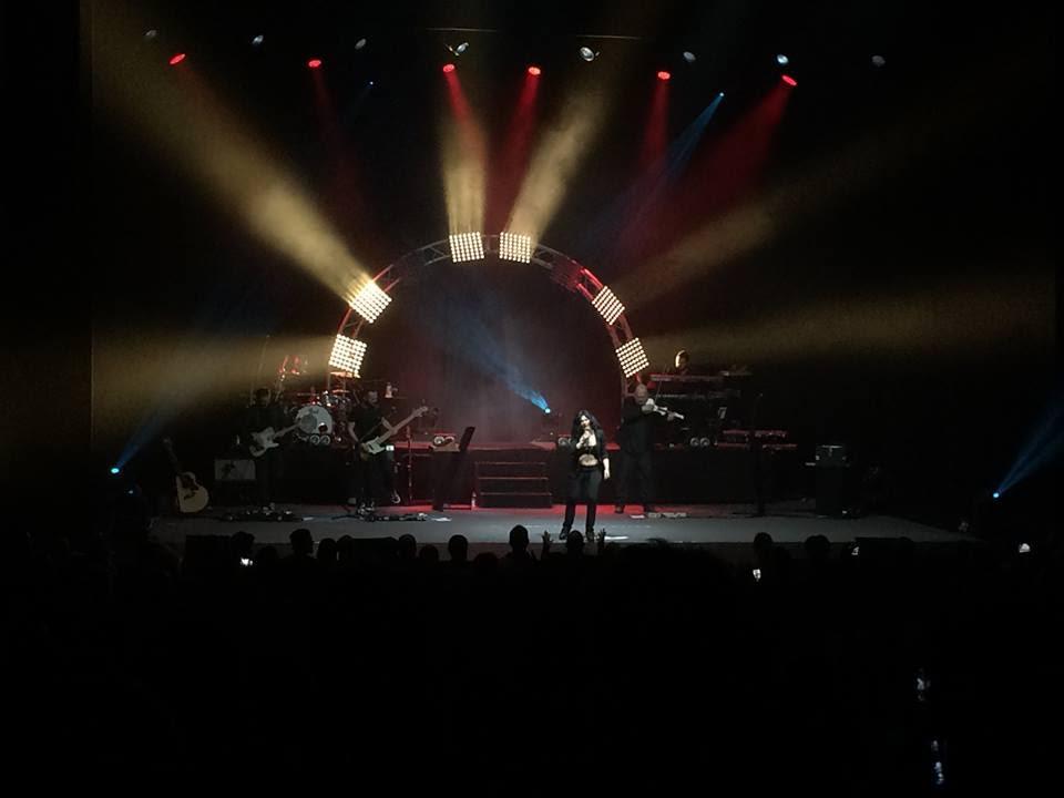 Giusy Ferreri in concerto a Milano
