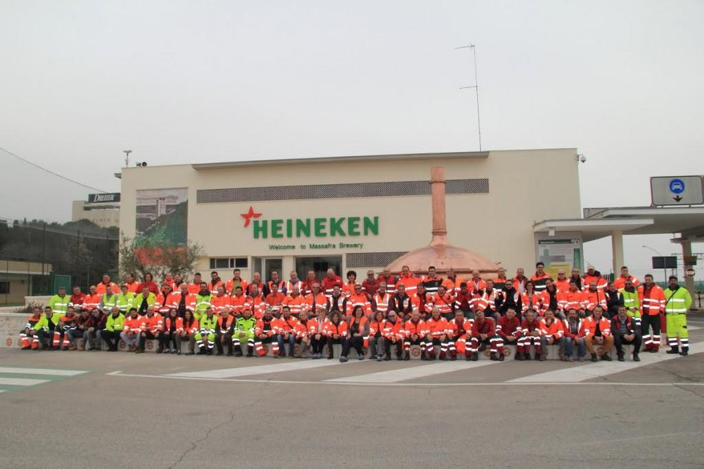 Heineken a Massafra