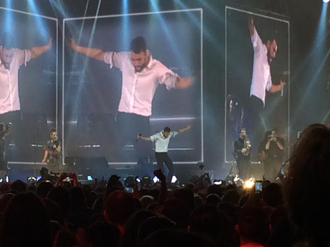 Marco Mengoni in concerto