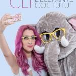Cli e l'elefante col tutù: stile e grazia