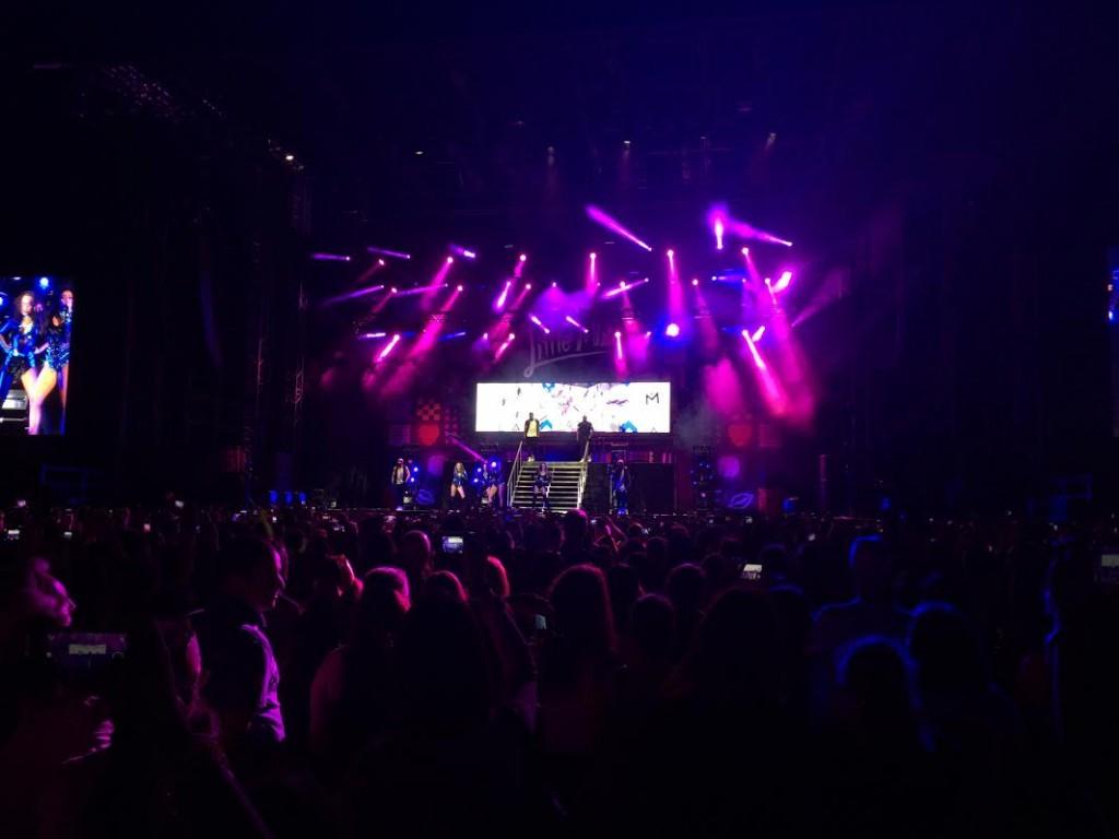 Le Little Mix a Milano