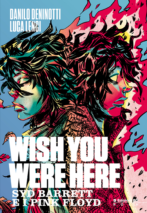 La cover della bio-graphic di Syd Barrett