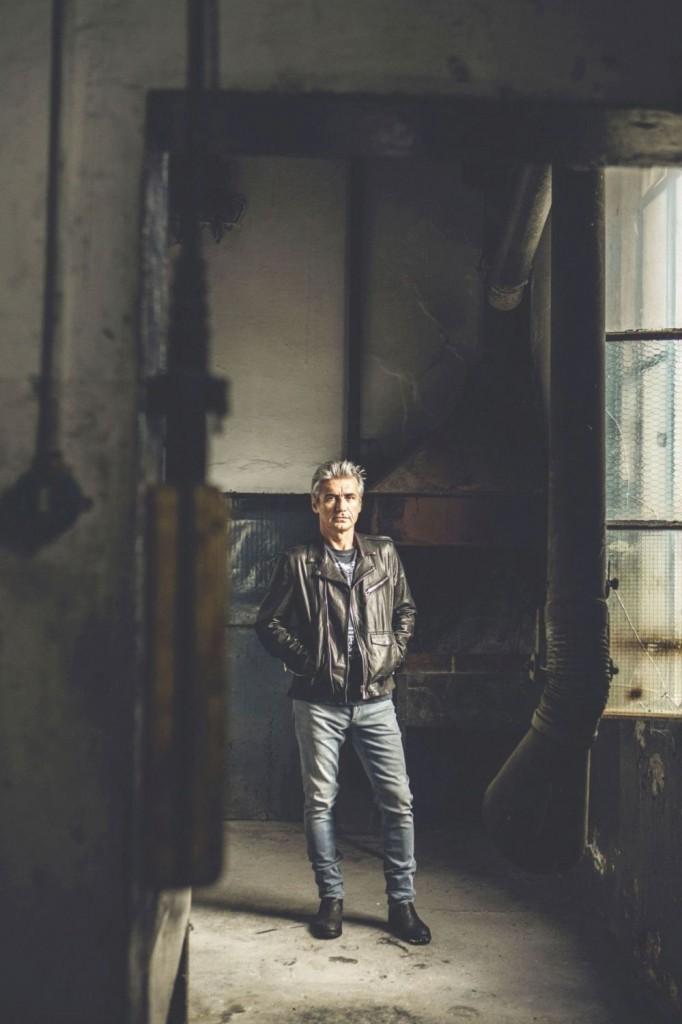 Luciano Ligabue fotografato da Jarno Iotti