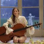 Sotto le stelle di Roma c'è il violoncello di Naomi Berrill