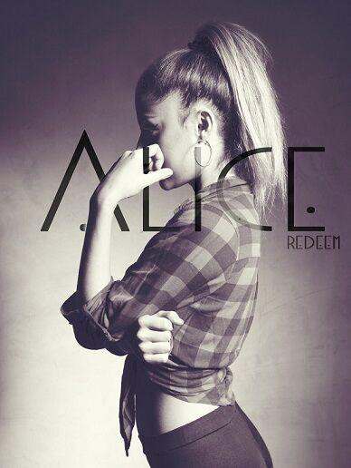 La cover di Redeem di Alice Traini
