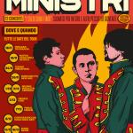 I Ministri, 10 anni di storia e un tour speciale